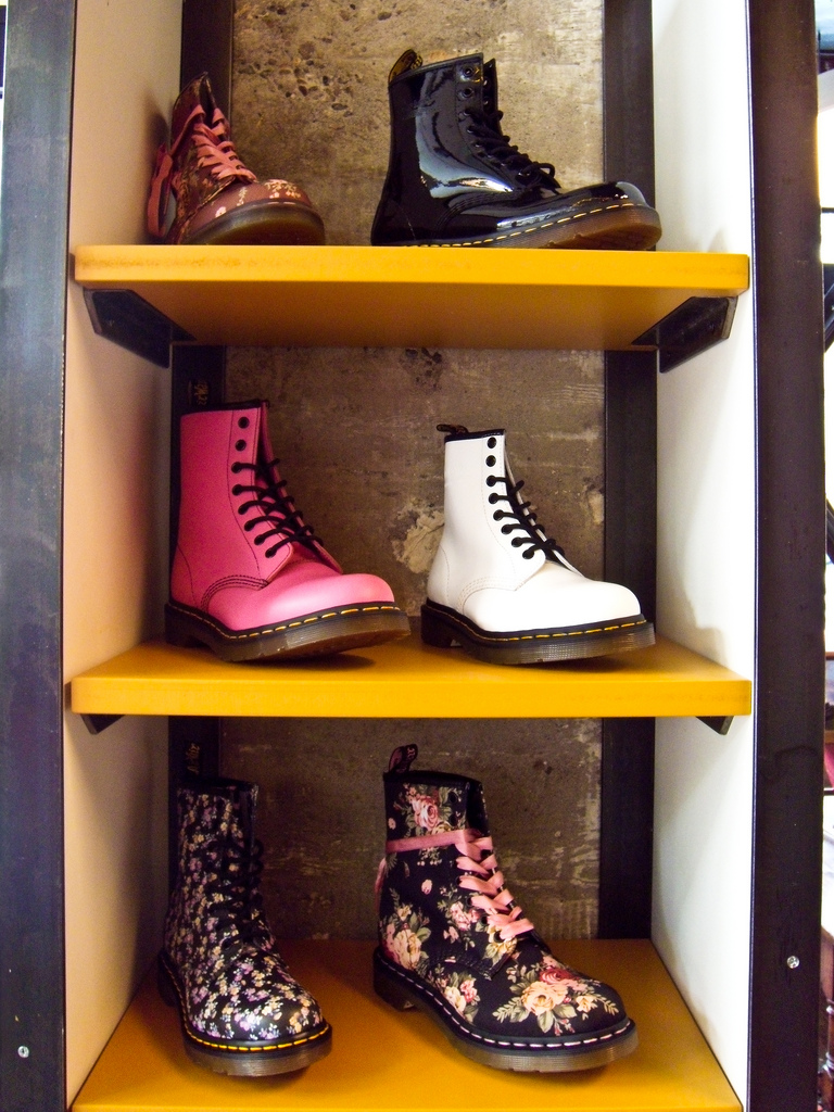Doc Martens by Samantha Marx